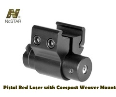 NcStar Red Laser with Compact Weaver Mount for Sub-Compact Handguns – ACPRLS