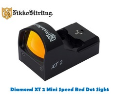 Nikko Stirling Diamond XT 2 Mini Speed Red Dot Sight