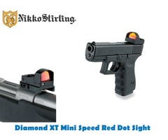 Nikko Stirling Diamond XT Mini Speed Red Dot Sight