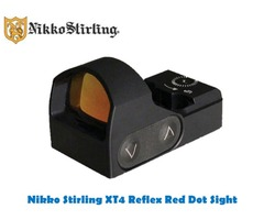 Nikko Stirling Diamond XT4 Mini Red Dot Sight