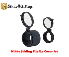 Nikko Stirling Flip-Ups See through EYE and OBJ SET