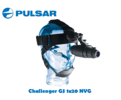 Pulsar Challenger GS 1×20 Night Vision Goggles