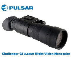 Pulsar Challenger GS 3.5×50 Night Vision Monocular