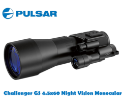 Pulsar Challenger GS 4.5×60 Night Vision Monocular