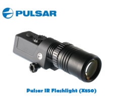 Pulsar IR Illuminator Flashlight (X850) – NEW 2013/2014