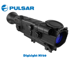 Pulsar N750 Digisight – Digital Night Vision Riflescope