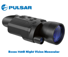 Pulsar Recon 750R Digital Night Vision Monocular with Recorder