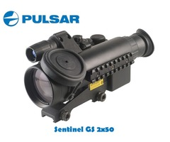 Pulsar Sentinel GS 2×50 Night Vision Weapon Sight / Rifle Scope