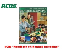 "RCBS ""Handbook of Shotshell Reloading"" Reloading Manual"