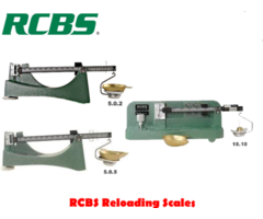 RCBS Beam Reloading Scales