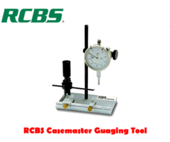 RCBS Case Master Concentricity Guaging Tool