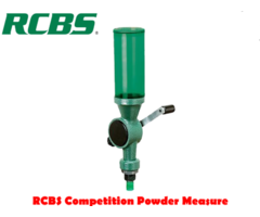 RCBS Competition Powder Measure
