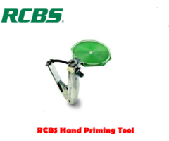 RCBS Hand Priming Tool