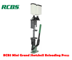 RCBS Mini Grand Shotshell Reloading Press