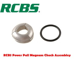 RCBS Power Pull Magnum Chuck Assembly 09416