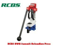 RCBS RWB Summit Single Stage Limited Edition Red / White / BlueReloading Press