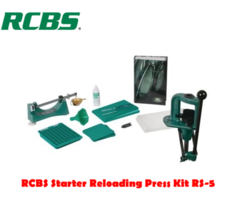 RCBS Starter Special 5 Reloading Press Kit RS-5