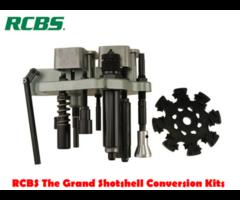 RCBS The Grand Shotshell Press Conversion Kit