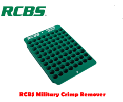 RCBS Universal Case Loading Block Tray