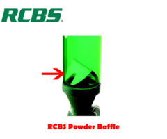 RCBS UPM Powder Baffle (90225)