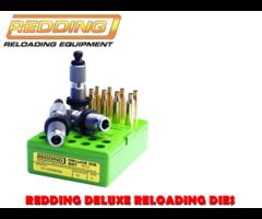 Redding Deluxe Reloading Dies