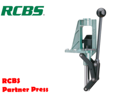 Reloading Press – RCBS Partner Press