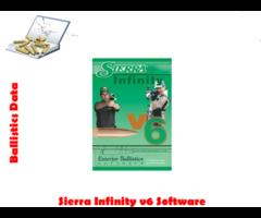 Sierra Infinity V6 Exterior Ballistics Software