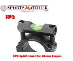 Sportsmatch SP2 Spirit level for 30mm Scopes