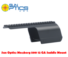 Sun Optics Mossberg 500 12 Ga Shotgun Mount