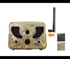 TINY PLUS 10MP Invisible Flash Trail / Surveillance Camera