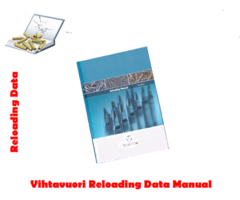 Vihtavuori Reloading Data Manual 4th Edition