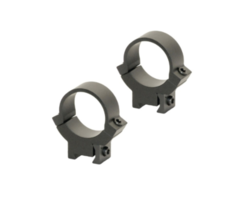 Warne 30mm All Steel 7.3 / .22 Rimfire Scope Rings