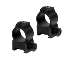 Warne Tactical Scope Rings 1 inch and 30mm