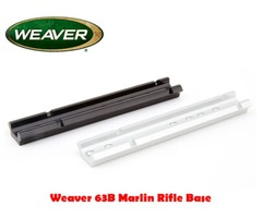 Weaver One Piece Rifle Base for Marlin 1894 – 63B