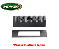 Weaver Optics Picatinny System – Swivel Stud to Picatinny Rail Adapter
