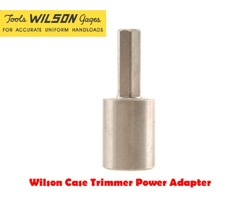 Wilson Case Trimmer Power Adapter