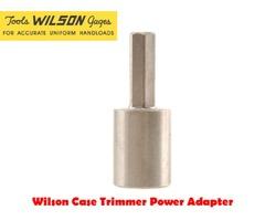 Wilson Case Trimmer Power Adapter