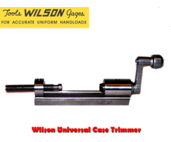 Wilson Universal Case Trimmer : CTS-STD