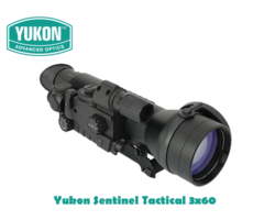 Yukon Advanced Optics Sentinel Tactical 3×60