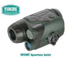 Yukon Spartan NVMT 2×24 Night Vision Monocular