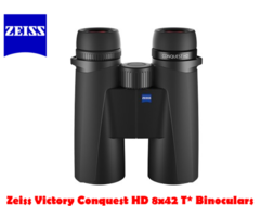 Zeiss Conquest HD 8×42 Hunting Binoculars