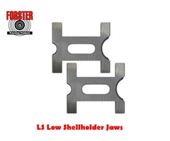 Forster CO AX Single Stage Reloading Press Accessory – LS Low Shellholder Jaws