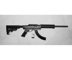 Remington 597 vtr .22 Long Rifle