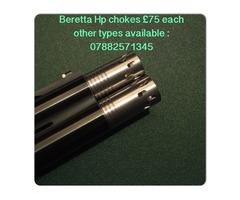 Beretta Hp chokes