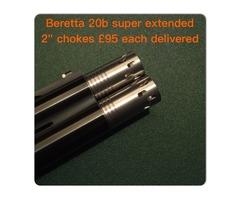 Beretta 20b chokes