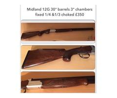 Midland Gun Company Sporter 12 bore