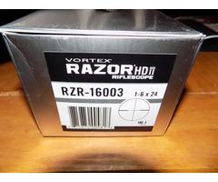 Vortex Razor HD GEN 2, 1-6X24, JM1 REC
