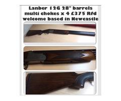 Lanber Spirter 12 12 bore
