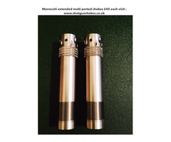 Marrocchi extended multi ported chokes