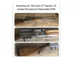 Browning A5 12G